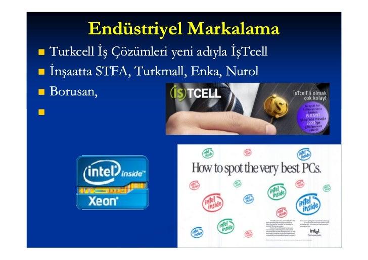 Tetra Pak'ın Marka Stratejisi   Endüstriyel marka olabilmenin kökeninde yer alan yenilikçilik    Tetra Pak'ın genlerine n...