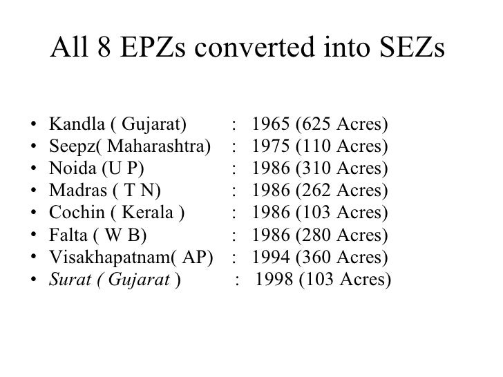 sezs india vs china New delhi: they were supposed to be chinese-style, self-contained industrial  enclaves aimed at turning india into a powerhouse of.