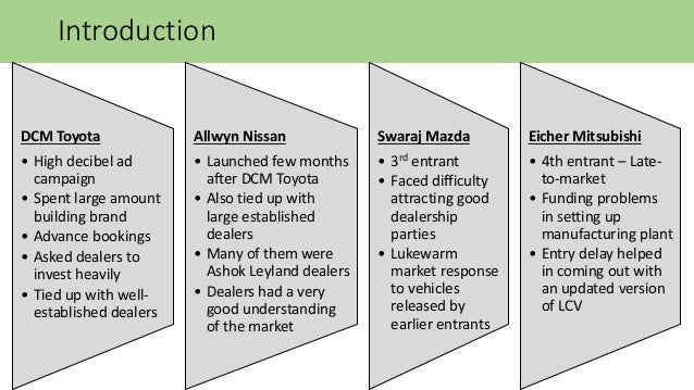 tata motors distribution channel History of tata motors  the channel of distribution, physical location, and dealership method of distribution and sales is generally adopted  the tata motors .