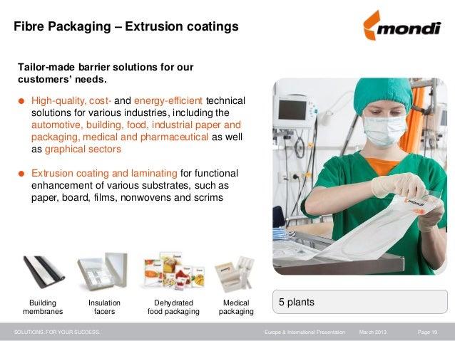 E Coating Process Pdf Mondi E&I company ...