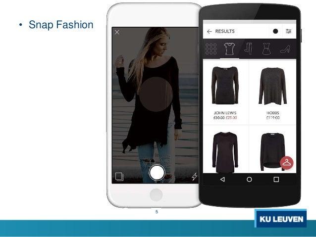 5 • Snap Fashion