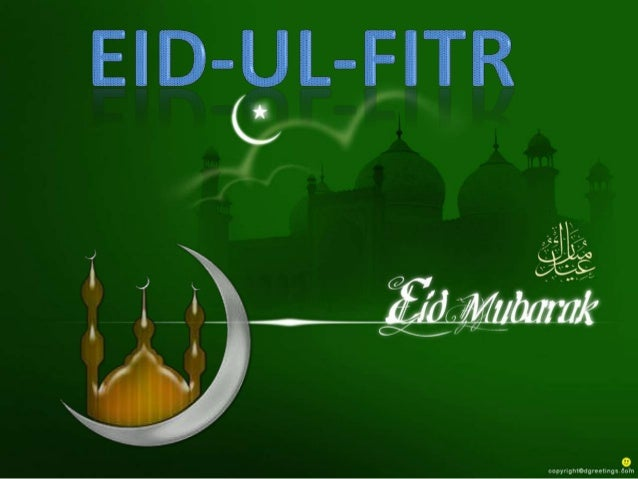 the details about the islamic holiday eid ul fitr Quick facts - eid al-fitr means festival of breaking the fast - it is an official holiday in all muslim-majority countries - it marks an end to the fasting month of.
