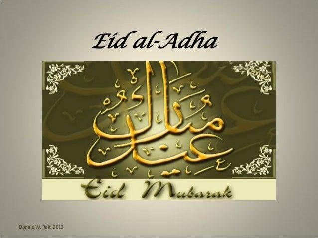 Eid ul adha 2012 picture