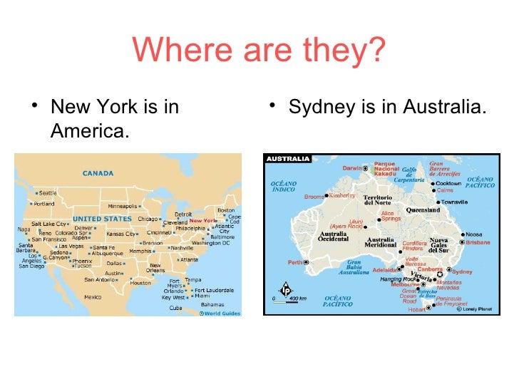 Dating in new york in Sydney