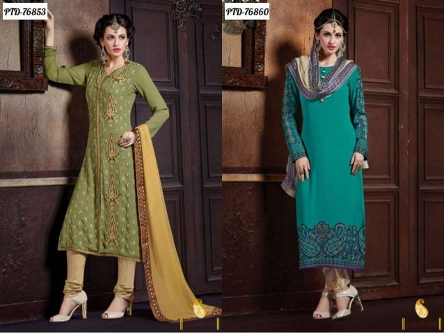 baf44e6e88 Fancy Palazzo Salwar Suits For EID 2016; 5. Eid 2016 Women Dresses Online  Shopping Collection • EID Festival Special Offer: ...