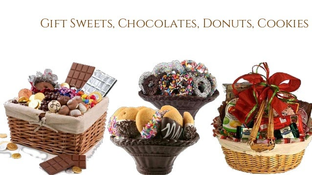 Eid gift ideas for women gift sweets chocolates donuts cookies negle Images