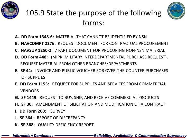 Eidws 105 supply
