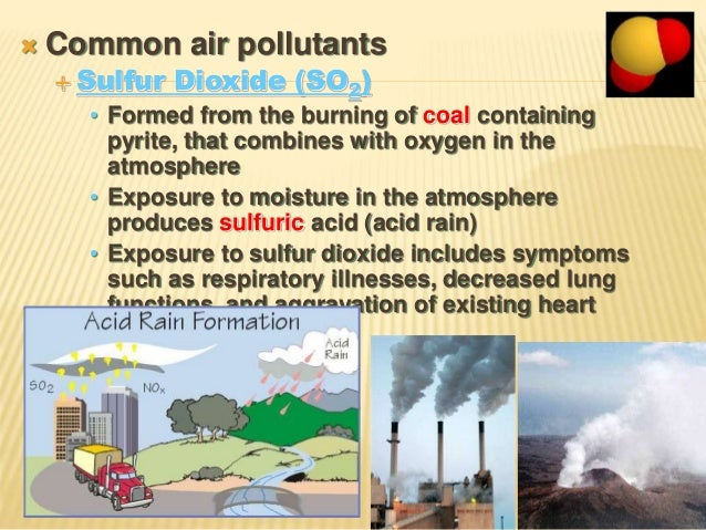 pollution and its effects pollution Air pollution continues to be an important public health concern a number of air pollutants, coming out of a variety of industrial processes, impact the health of california residents.