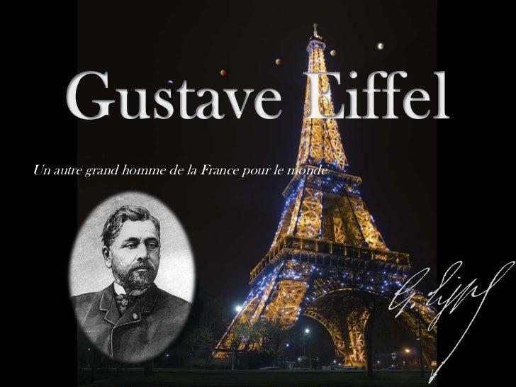 Un autre grand homme de la France pour le monde