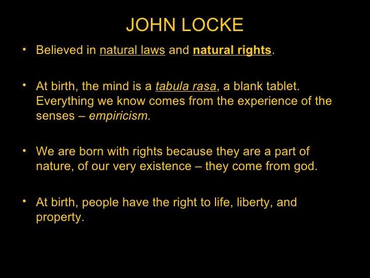 Enlightenment Thinker