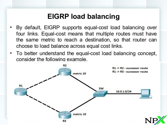 EIGRP LOAD BALANCING DOWNLOAD