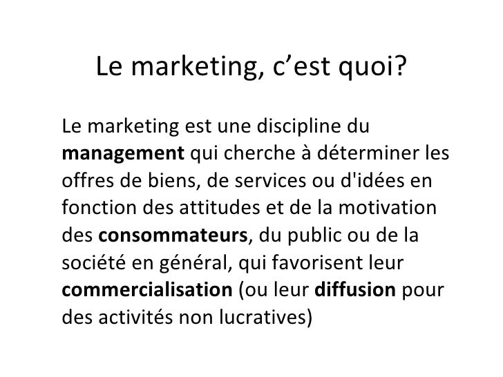 Marketing communications and social media for Idees lucratives