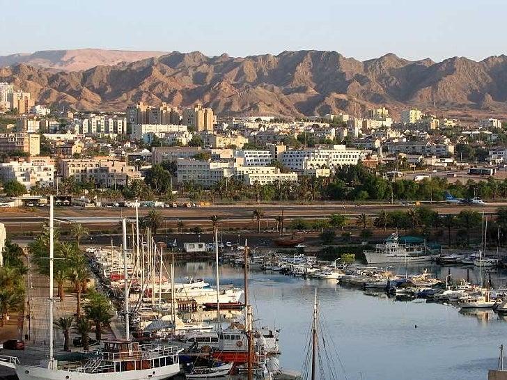 Eilat Mar Rojo