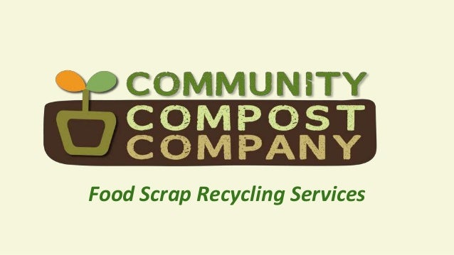 Food Scrap Recycling Services
