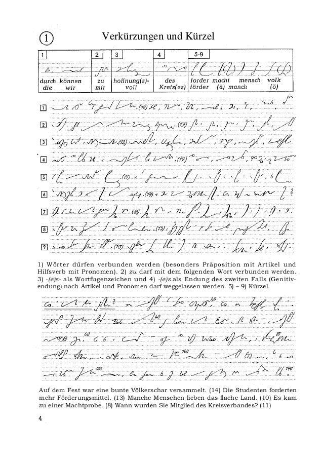 Eilschrift nach mass for Praposition und genitiv