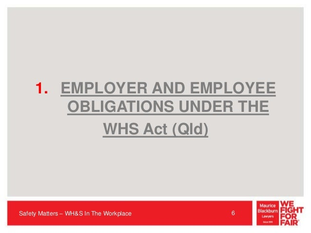 comcare administers the whs act 2011 For the model whs laws to become requirements to support the model whs act relations ministers' council on 10 august 2011 harmonising whs.