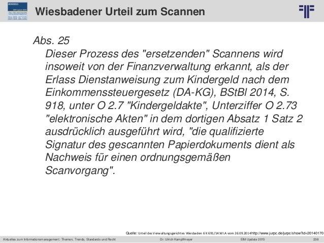 238 © PROJECT CONSULT Unternehmensberatung Dr. Ulrich Kampffmeyer GmbH 2011 / Autorenrecht: <Vorname Nachname> Jun-15 / Qu...