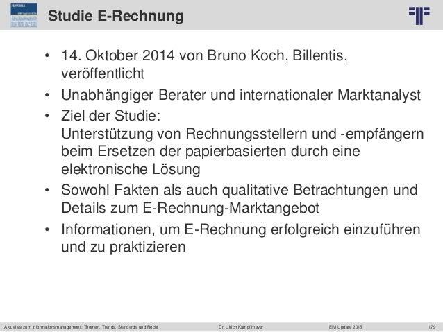 179 © PROJECT CONSULT Unternehmensberatung Dr. Ulrich Kampffmeyer GmbH 2011 / Autorenrecht: <Vorname Nachname> Jun-15 / Qu...