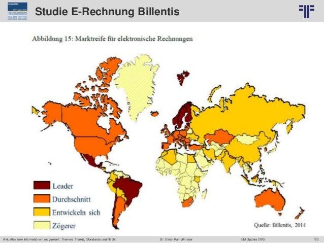 182 © PROJECT CONSULT Unternehmensberatung Dr. Ulrich Kampffmeyer GmbH 2011 / Autorenrecht: <Vorname Nachname> Jun-15 / Qu...