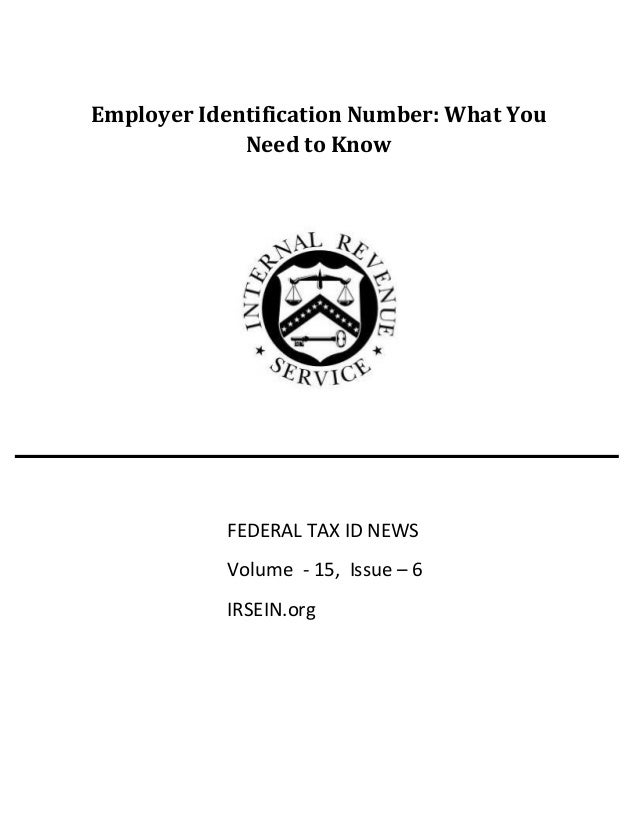 how to find employer tax id number