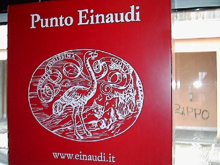 Einaudi e lo Struzzo Slide 2