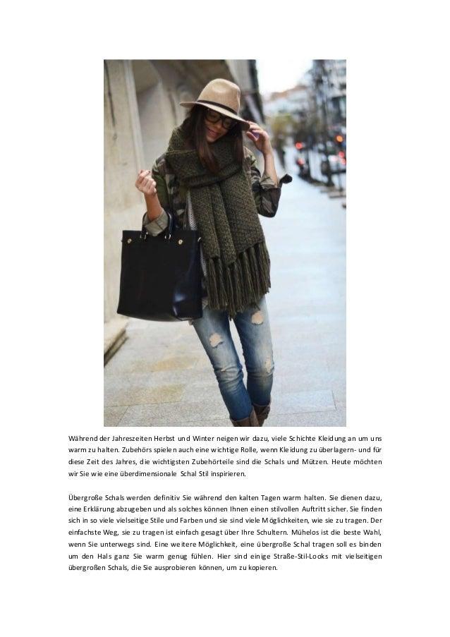 Während der Jahreszeiten Herbst und Winter neigen wir dazu, viele Schichte Kleidung an um uns warm zu halten. Zubehörs spi...