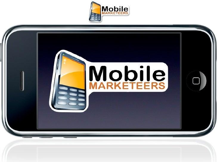 Wie zijn de Mobile Marketeers?      Ronald Capelle      Dineke Delst    Gertjan van Wijk