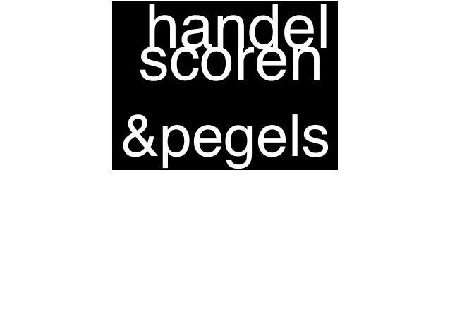 handel scoren &pegels