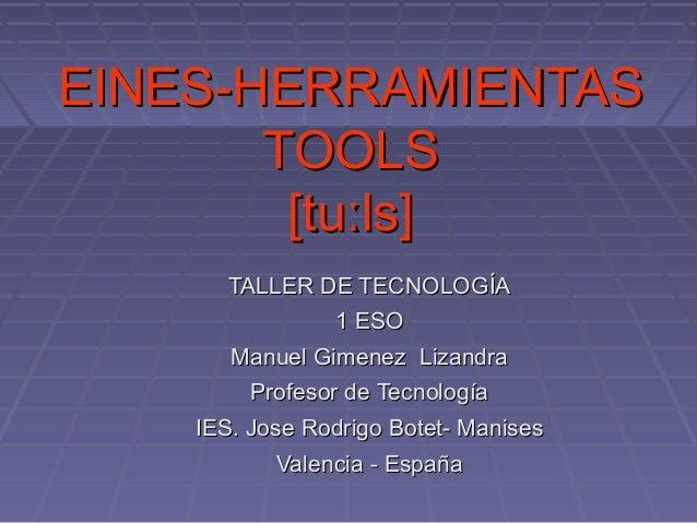 Tecnologia 1r Eso Martell De Pena