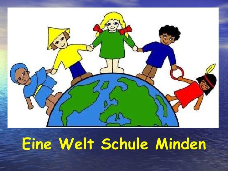 Eine Welt Schule Stellt Sich Vor, Comenius
