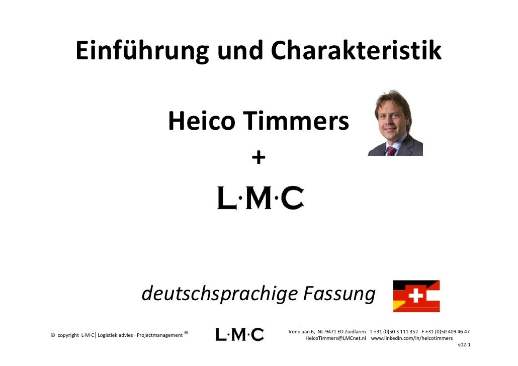 EinführungundCharakteristik          Einführung und Charakteristik                                                 Heico...