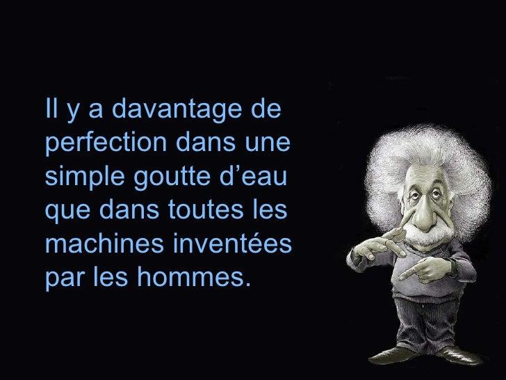 Einstein Quelques Citations