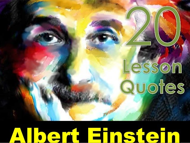 Albert Einstein has long beenconsidered a genius by themasses. He was a theoreticalphysicist, philosopher, author,and is p...