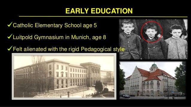 Albert Einstein (Research Based Presentation)