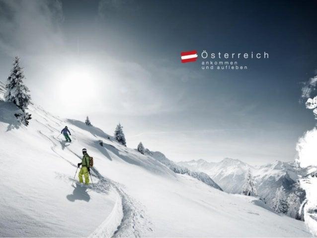 Winterurlaub der Deutschen –    ein kurzer Rückblick