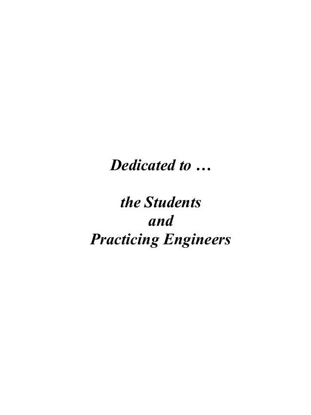 TABLE OF CONTENTS 1 TABLE OF CONTENTS 1 BASIC CONCEPT OF INSTRUMENT DESIGN...................................................