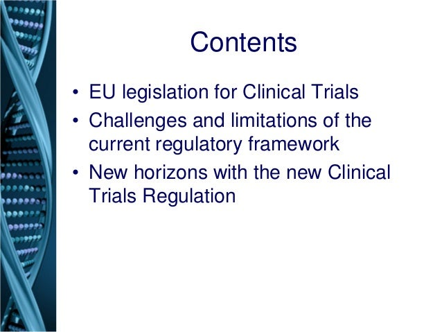 Q&A: New rules for clinical trials conducted in the EU