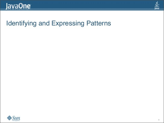 Identifying and Expressing Patterns 6