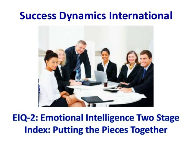 Success Dynamics International
