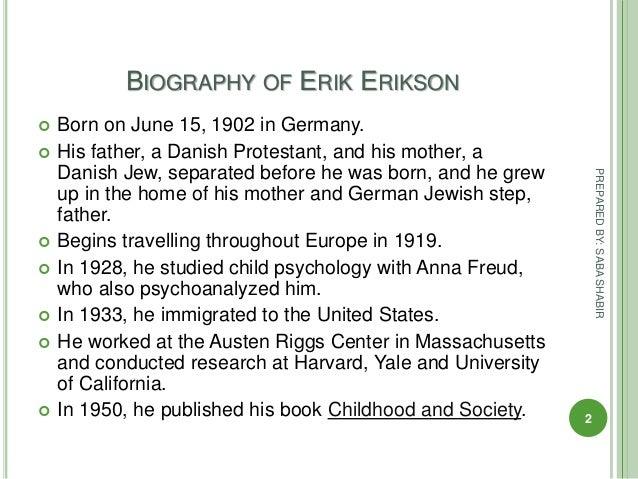 Developmental biography