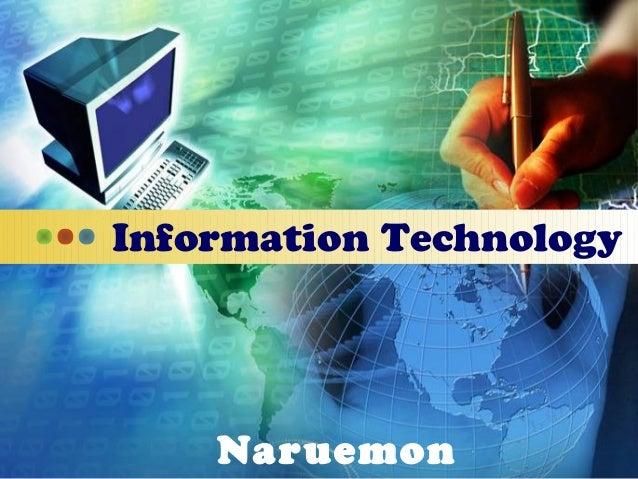 Information Technology Naruemon