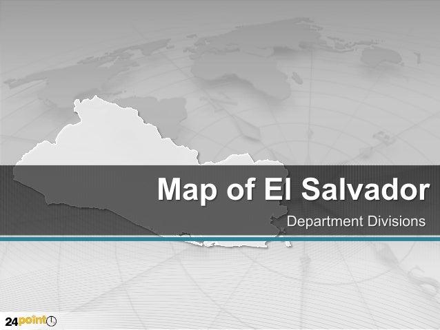 El Salvador National Capital  HONDURAS  GUATEMALA  SAN SALVADOR  North Pacific Ocean  EL SALVADOR