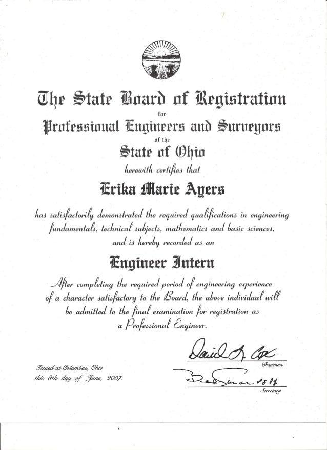 Eit Certification