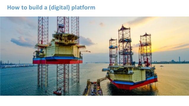 How to build a (digital) platform