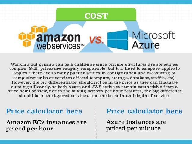 aws vs azure a high level comparison between the giants in cloud co