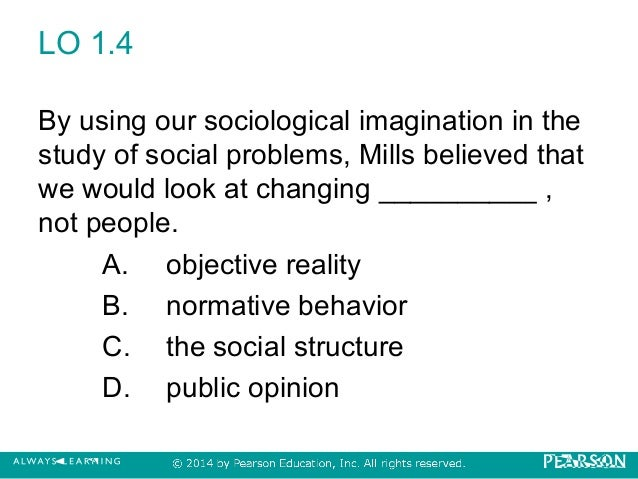 a discussion of peoples troubles and its causes according to c wright mills C wright mills (1916-1962) was a contemporary sociologist who brought tremendous insight into the daily lives of society's members mills stated that  neither the life of an individual nor the history of a society can be understood without understanding both (mills, c w 1959 the sociological imagination page ii oxford u.