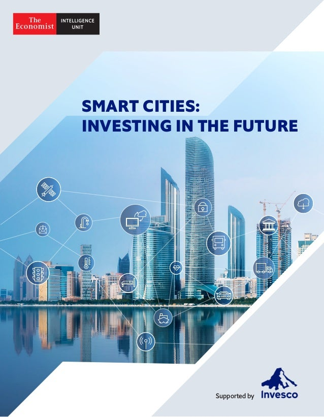 Supported by SMART CITIES: INVESTING IN THE FUTURE @