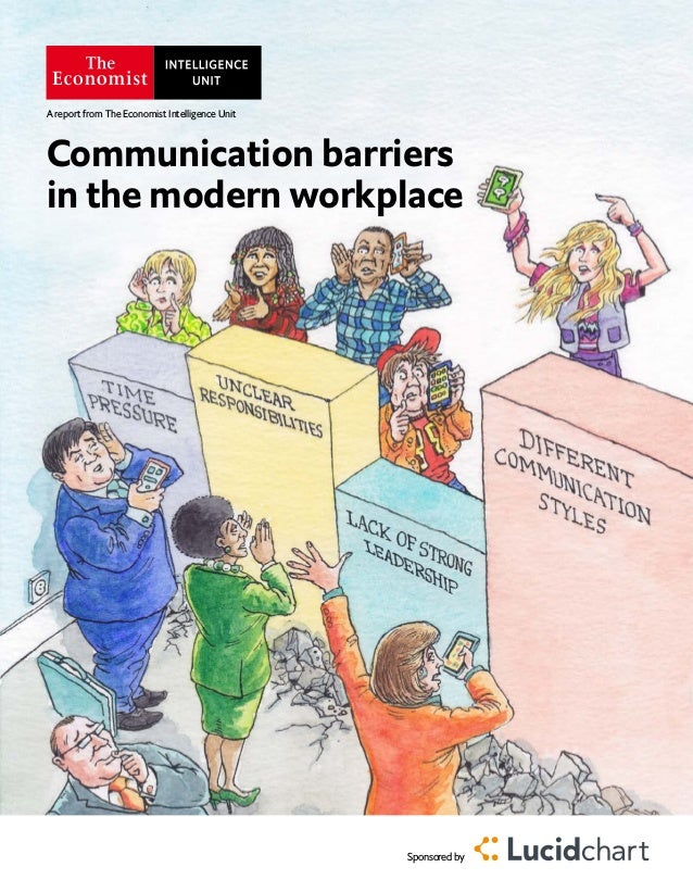 Communication barriers in the modern workplace