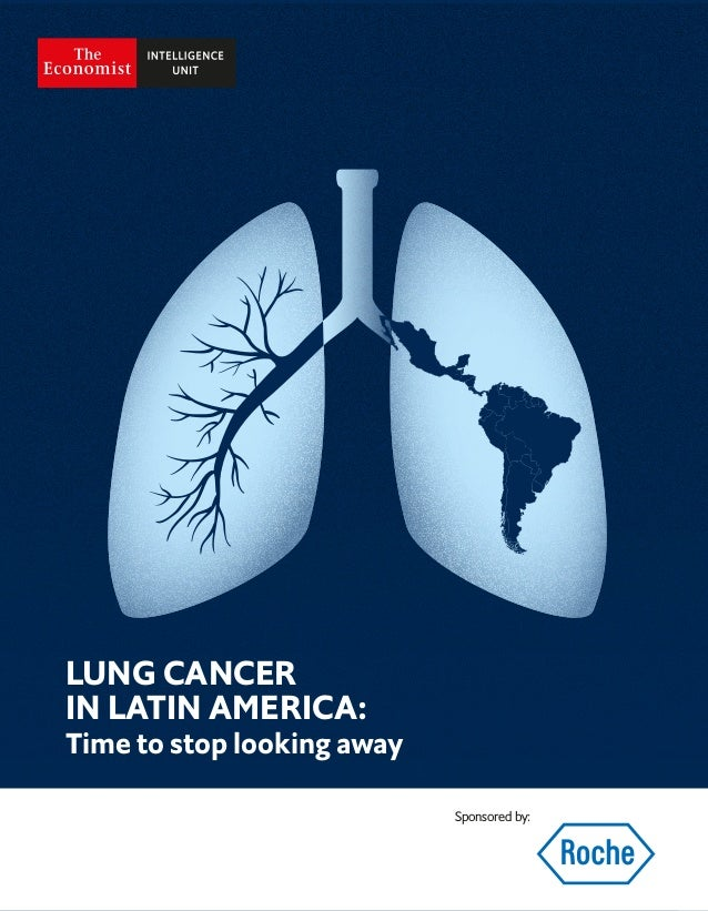 LUNG CANCER IN LATIN AMERICA: Time to stop looking away Sponsored by: