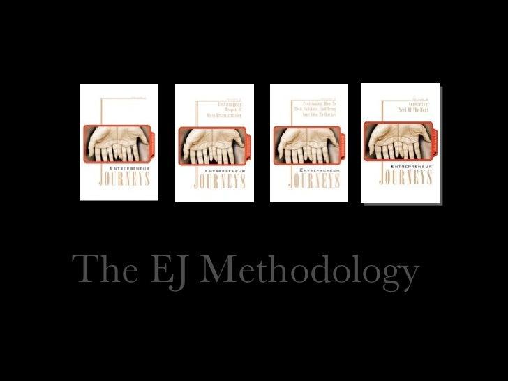 The EJ Methodology